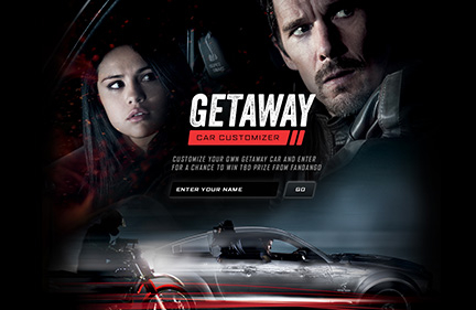Getaway Car Customizer